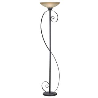 Cenry Oil Rubbed Bronze Torchiere