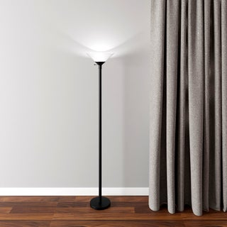 'Dai Torchiere' Oil Rubbed Bronze Floor Lamp