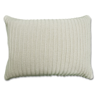 Samson Natural Knitted Standard Sham