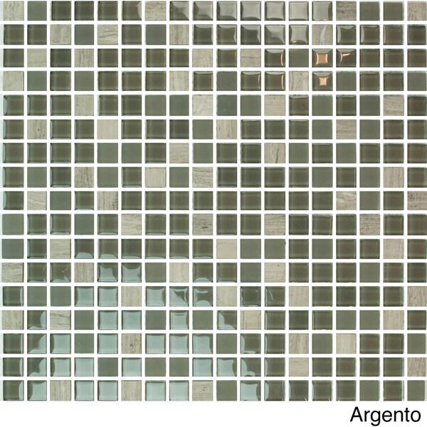 Emrytile Matrix 12x12-inch Wall Tiles Sheet (Case of 20)