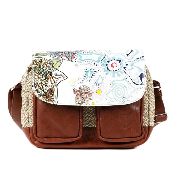 Nikky by Nicole Lee 'Caylee' Watercolor Handbag