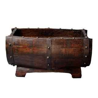 Open-faced Barrel w/ Stand