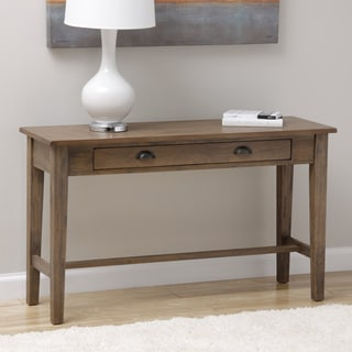 Cooper Provence with Black Grain Console Table