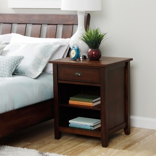 Cooper Deep Chocolate Nightstand