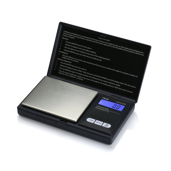 Digital Pocket Scale Black