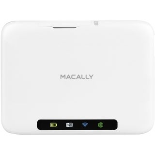 Macally WIFISD Mobile Wi-Fi SD Pocket Drive for Smart Phone/Tablet &