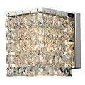 Waltz Chrome 1-light Wall Sconce