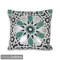 20-Inch x 20-Inch Kaleidoscope Pillow