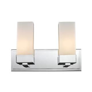 Sapphire Chrome 2-light Vanity