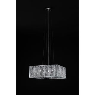 Terra Chrome Five-Light Fixture