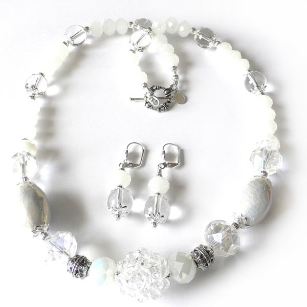 Phaedra' Necklace and Earring Set 10909210
