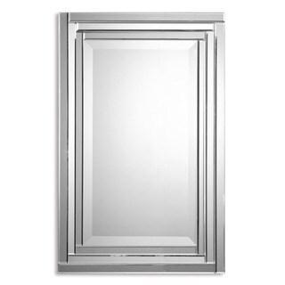 Uttermost 'Alanna' Frameless Vanity Mirror