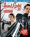 Hansel and Gretel: Witch Hunters 3D (Blu-ray/DVD)