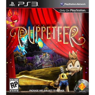 PlayStation 3 - Puppeteer