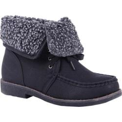 Women's Reneeze Alice-05 Black Booties