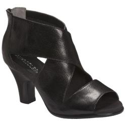 Women's Aerosoles Argintina Black Leather