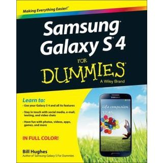 Samsung Galaxy S 4 for Dummies (Paperback)