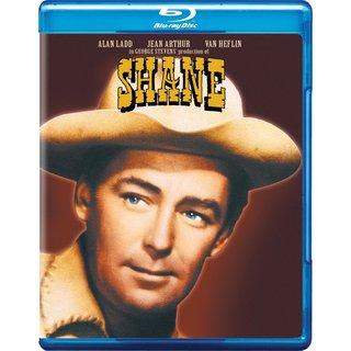 Shane (Blu-ray Disc)