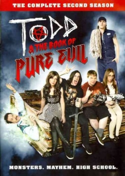 Todd & the Book of Pure Evil: The Complete Second Season (DVD)