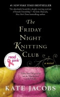 The Friday Night Knitting Club: Read Pink Edition (Paperback)