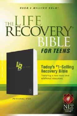 The Life Recovery Bible for Teens: New Living Translation, Personal Size (Paperback)