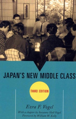Japan's New Middle Class (Hardcover)