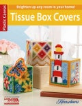 Tissue Box Covers: Plastic Canvas (Paperback)