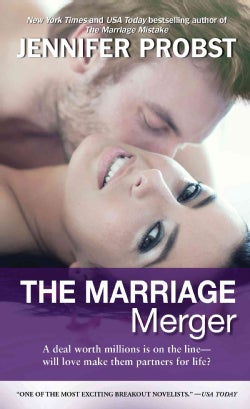 The Marriage Merger (Paperback)