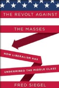 The Revolt Against the Masses: How Liberalism Has Undermined the Middle Class (Hardcover)