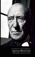 Algernon Blackwood: Library of Weird Fiction (Hardcover)