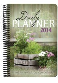 Daily Planner 2014 (Paperback)