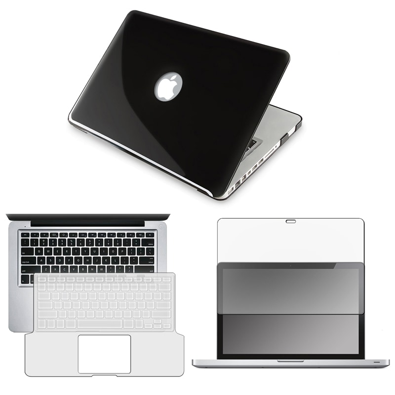 Case/ Screen Protector/ Keyboard Shield for Apple MacBook Pro 13-inch