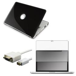 Case/ Screen Protector/ DVI to VGA Cable for Apple MacBook Pro 13-inch