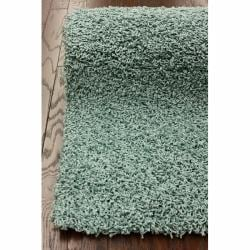 nuLOOM Ultra Light Blue Shag Rug (8' x 10')