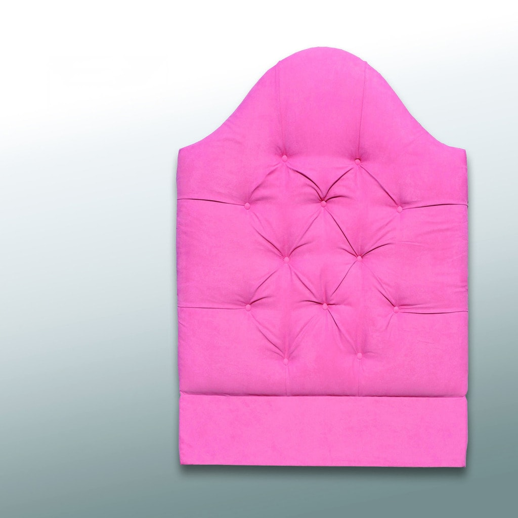 Zoey Pink Kid's Headboard