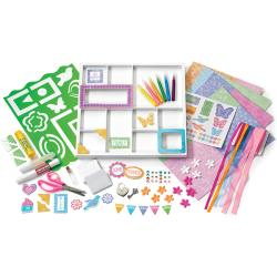 Creativity For Kids Scrapbook Shadowbox Kit