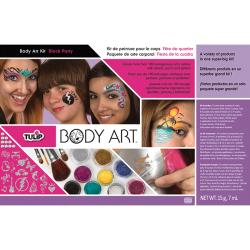 Tulip Block Party Body Art Kit