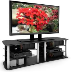 Sonax Cruise 71-inch Midnight Black TV/ Component Bench
