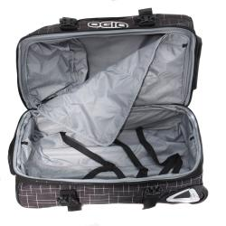 Ogio Canberra Griddle 26-inch Drop Bottom Rolling Upright Duffel Bag