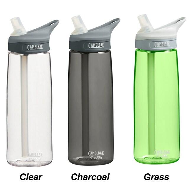 CamelBak Eddy .75 Liter BPA-free Water Bottle Bonus Pack