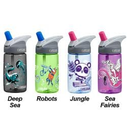 CamelBak Eddy .4 Liter Kid's BPA-free Water Bottle Bonus Pack