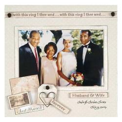 Wedding Collection Scrapbooking Set
