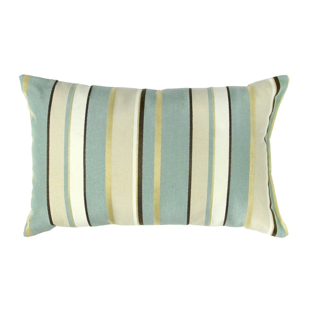 Rectangle Outdoor Resort Spa Accent Pillows (Set of 2)