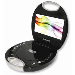 Sylvania SDVD7046 7-inch Portable DVD Player (Refurbished)