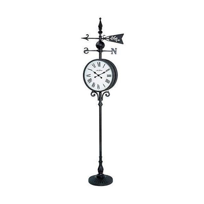 Seth Thomas Weather Station Standing Clock 14155787