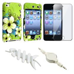 Case/ LCD Protector/ Cable/ Wrap for Apple iPod Touch Generation 4