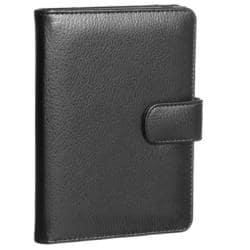 Kindle Fire Black Leather Case/ Stylus Pen/ USB Cable