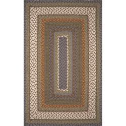 Ombre Multi Wool Rug (8' x 10')
