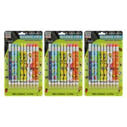 Zebra Cadoozles 0.7 mm Mechanical Pencils (Pack of 30)