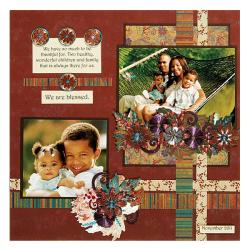 Hot Off the Press 'Rich and Spicy' Papercrafting Kit
